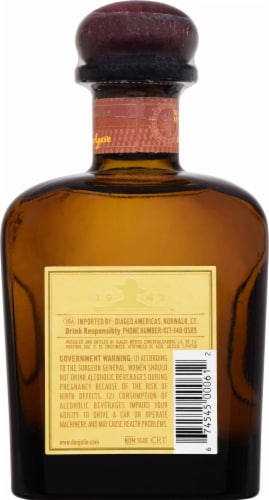 Don Julio Anejo Tequila Perspective: back