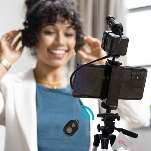 Vivitar Vlogging Kit For Home & Office Smartphones Cameras & Gopro Action Cam Perspective: back