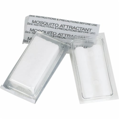 Mosquito Magnet® Biting Insect Attractant Traps Perspective: back