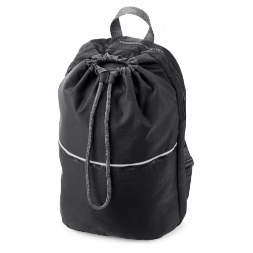 Marin Collection Backpack Black Perspective: back