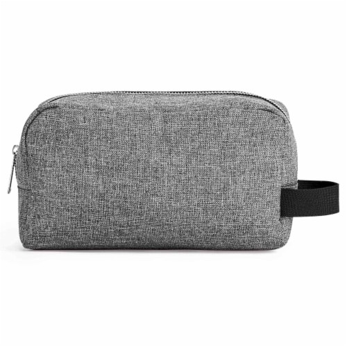 Marin Collection Accessory Case Grey Perspective: back