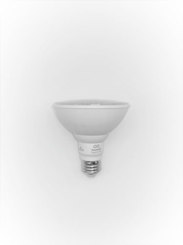 LED RGB PAR30 Bluetooth & Wi-Fi Control 10W 100-277VAC Perspective: back