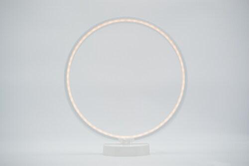 "LED RGB Ornamental Lighting 13"" Diameter 8W 100-240VAC Perspective: back"