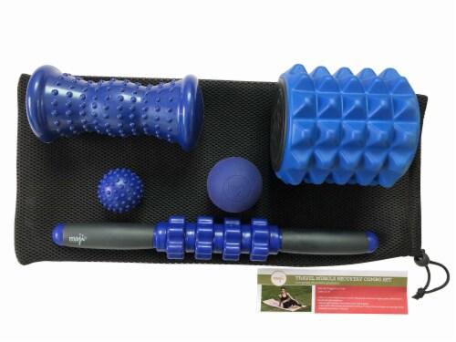 Home Muscle Massage Bundle Perspective: back