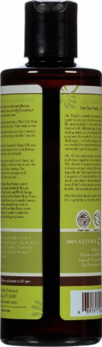Dr. Woods Naturally Castile Soap Tea Tree with Fair Trade Shea Butter Perspective: back