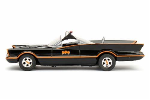 MTI Diecast Batman Batmobile Pack Perspective: back