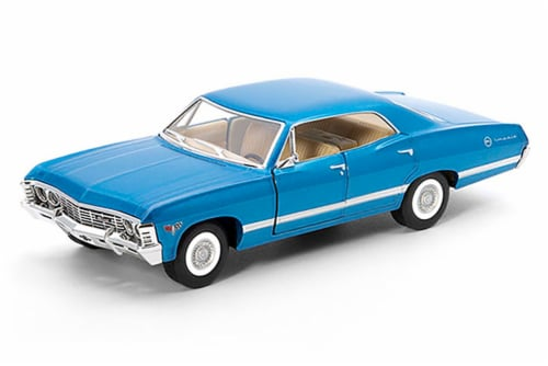 MTI Diecast Pull Back Cars - Assorted Perspective: back