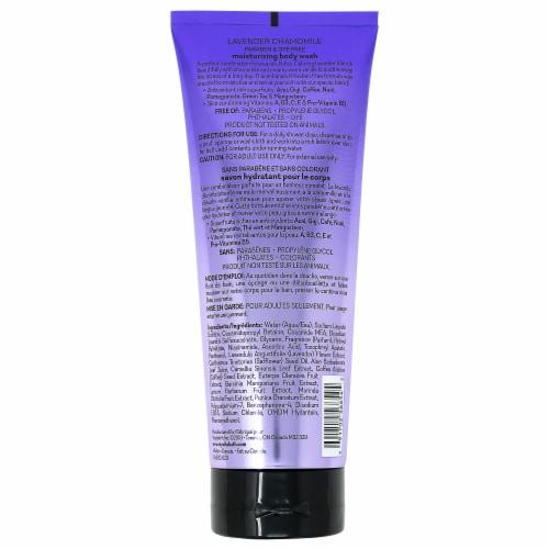 Vitabath® Lavender Chamomile Body Wash Perspective: back