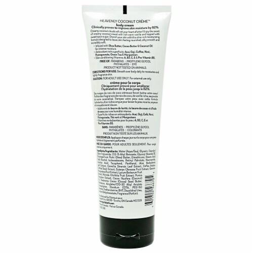 Vitabath® Heavenly Coconut Creme™ Body Cream Perspective: back