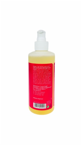 Sonett Organic Hand Soap Liquid Rose Body Care Suitable For Hands ( Pack of 2 ) Perspective: back