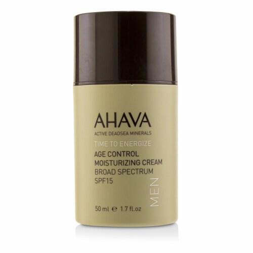 Ahava Time To Energize Age Control Moisturizing Cream SPF 15 50ml/1.7oz Perspective: back