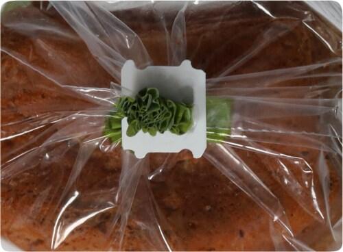 Udi's Gluten Free Whole Grain Bread Perspective: back