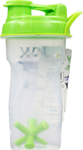 Jaxx Fit & Fresh Shaker Cup Perspective: back