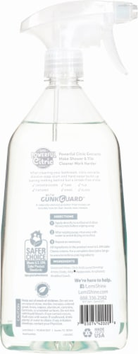 Lemi Shine® Shower & Tile Cleaner Perspective: back