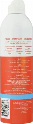Lemi Shine Multi-Purpose Disinfecting Aerol Fresh Spray Perspective: back