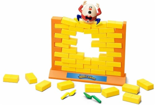 Humpty Dumptys Wall Game | For 2 Players Ages 4 and Up Perspective: back