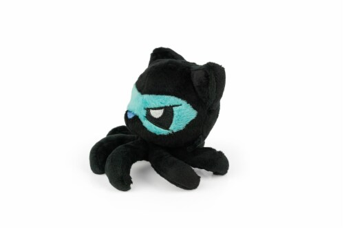 Tentacle Kitty Series Little One Ninja Plush Collectible | 4 Inches Tall Perspective: back