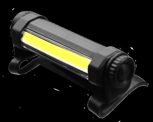 Police Security Do It Bundle Cap Light & Flashlight Perspective: back