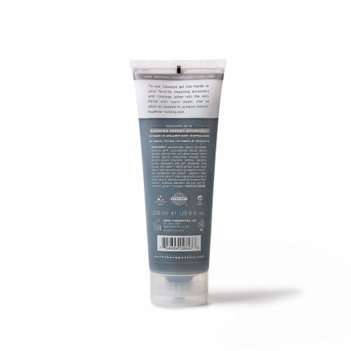 Earth Therapeutics Charcoal Body Wash Perspective: back