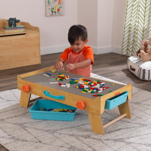 KidKraft Clever Creator Activity Table Perspective: back