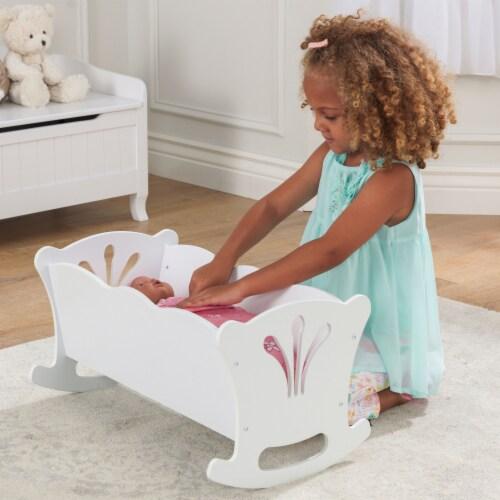 KidKraft Lil' Doll Cradle Perspective: back