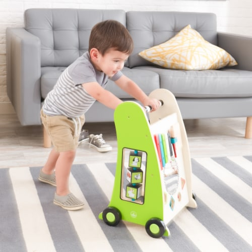 KidKraft Push Along Play Cart Perspective: back