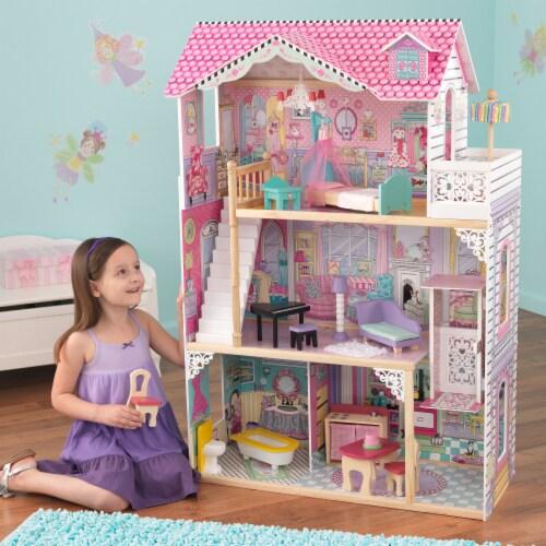 KidKraft Annabelle Dollhouse Perspective: back