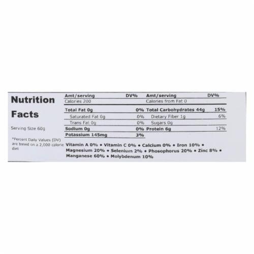 Lotus Foods Organic Rice Volcano - Single Bulk Item - 11LB Perspective: back