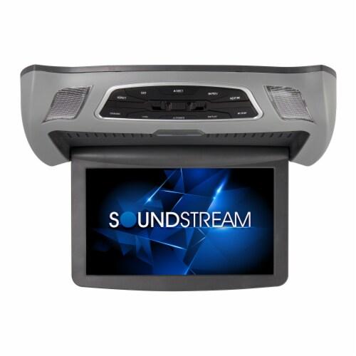 Epsilon Soundstream VCM-103DMH LCD 10.3 Inch Ceiling DVD Entertainment Mount Perspective: back