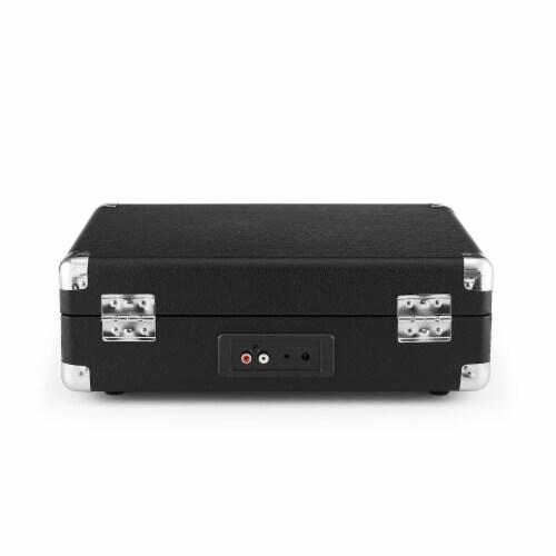 Crosley Electronics Cruiser Plus Turntable - Black Perspective: back