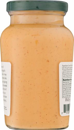 Stonewall Kitchen Sriracha Aioli Perspective: back