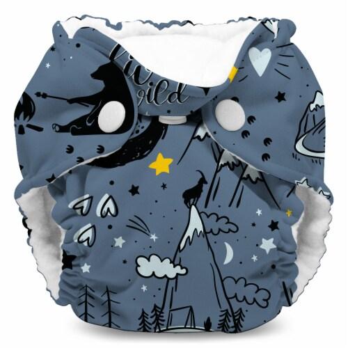 Kanga Care Lil Joey Cloth Diaper (2pk) Wander Perspective: back