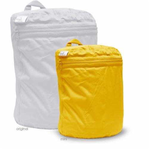 Kanga Care Wet Bag Mini - Dandelion Perspective: back