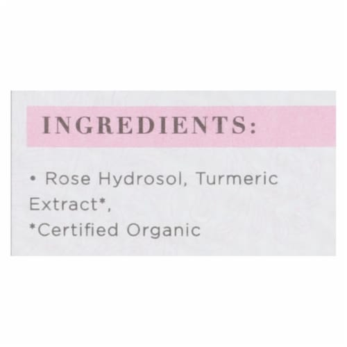 Tumerica - Soothing Toner - 1 Each - 2 OZ Perspective: back