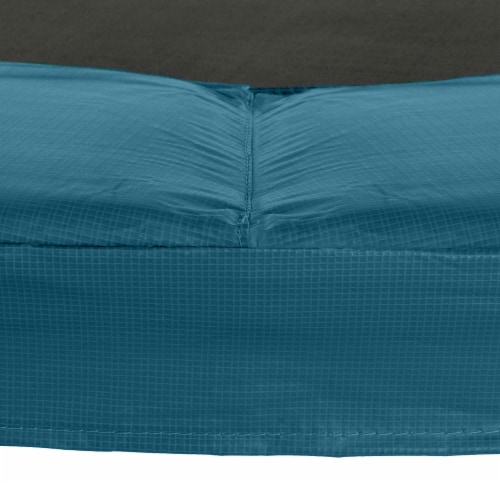 Trampoline Replacement Safety Pad Fits for 16 FT. Round Frames - Aqua Perspective: back