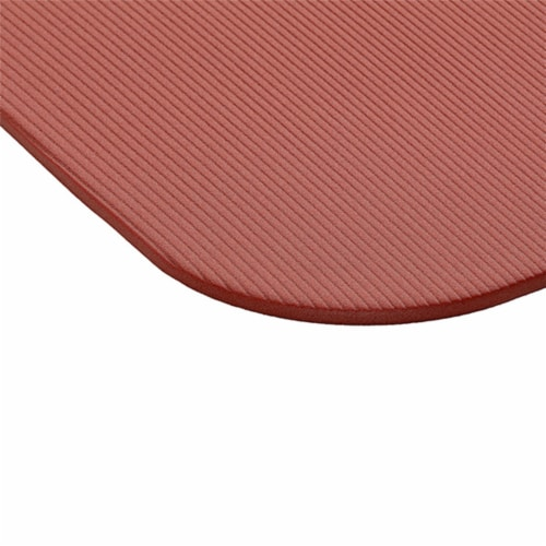 Airex Coronella 200 Closed Cell Foam Fitness Mat for Yoga & Pilates, Terracotta Perspective: back