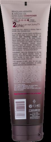 Giovanni 2 Chic Brazilian Keratin & Argan Oil Ultra-Sleek Conditioner Perspective: back
