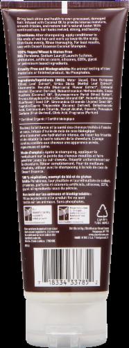 Desert Essence Coconut Conditioner Perspective: back