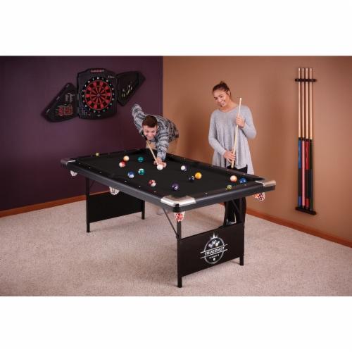 Fat Cat Trueshot Billiard Table Perspective: back