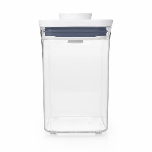 OXO Good Grips Short Rectangular Pop Container Perspective: back