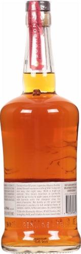Wild Turkey 101 Bourbon Perspective: back