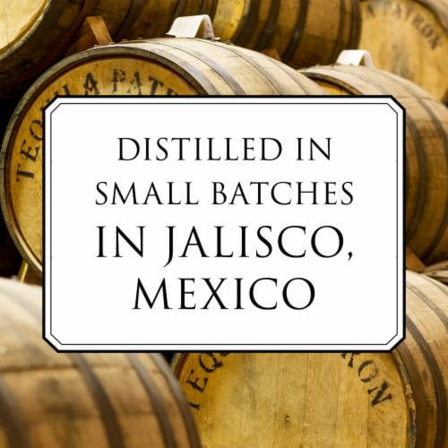 Patron Reposado Tequila Perspective: back