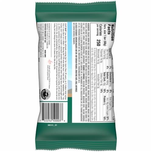 Clif Bar Oatmeal Raisin Walnut Energy Bar Perspective: back