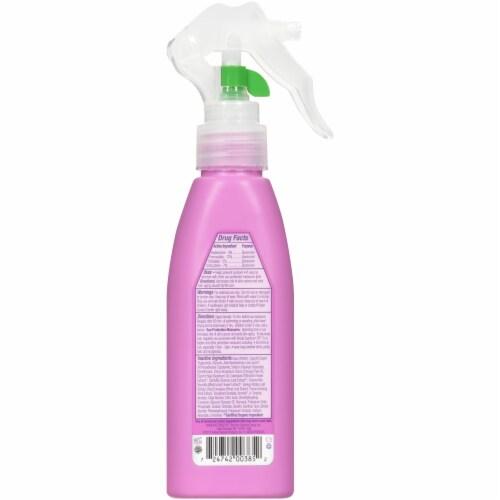 Alba Botanica Very Emollient Kids Sunscreen Spray SPF 40 Perspective: back