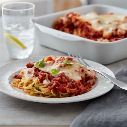 Muir Glen Organic Italian Herb Pasta Sauce Perspective: back