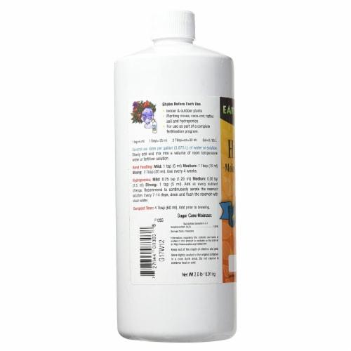Earth Juice Hydro Organics Hi-Brix Liquid Molasses for Plants, 1 Quart Perspective: back