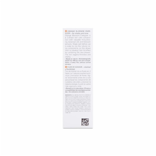 Annemarie Borlind Orange Blossom Energizer, 1.69 Fluid Ounces Perspective: back