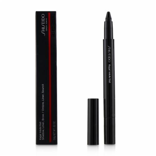 Shiseido Kajal InkArtist (Shadow, Liner, Brow)  # 09 Nippon Noir (Black) 0.8g/0.02oz Perspective: back