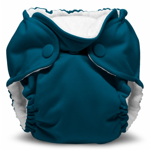 Kanga Care Lil Joey Cloth Diaper (2pk) Caribbean Perspective: back