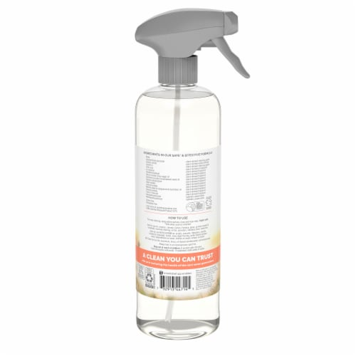 Seventh Generation Morning Meadow Scent All Purpose Cleaner Perspective: back